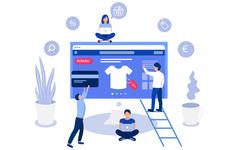 Création, Réalisation et développement de votre site e-commerce (boutique en ligne) sur mesure