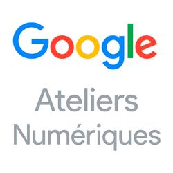 Certifier Google Atelier du Numérique