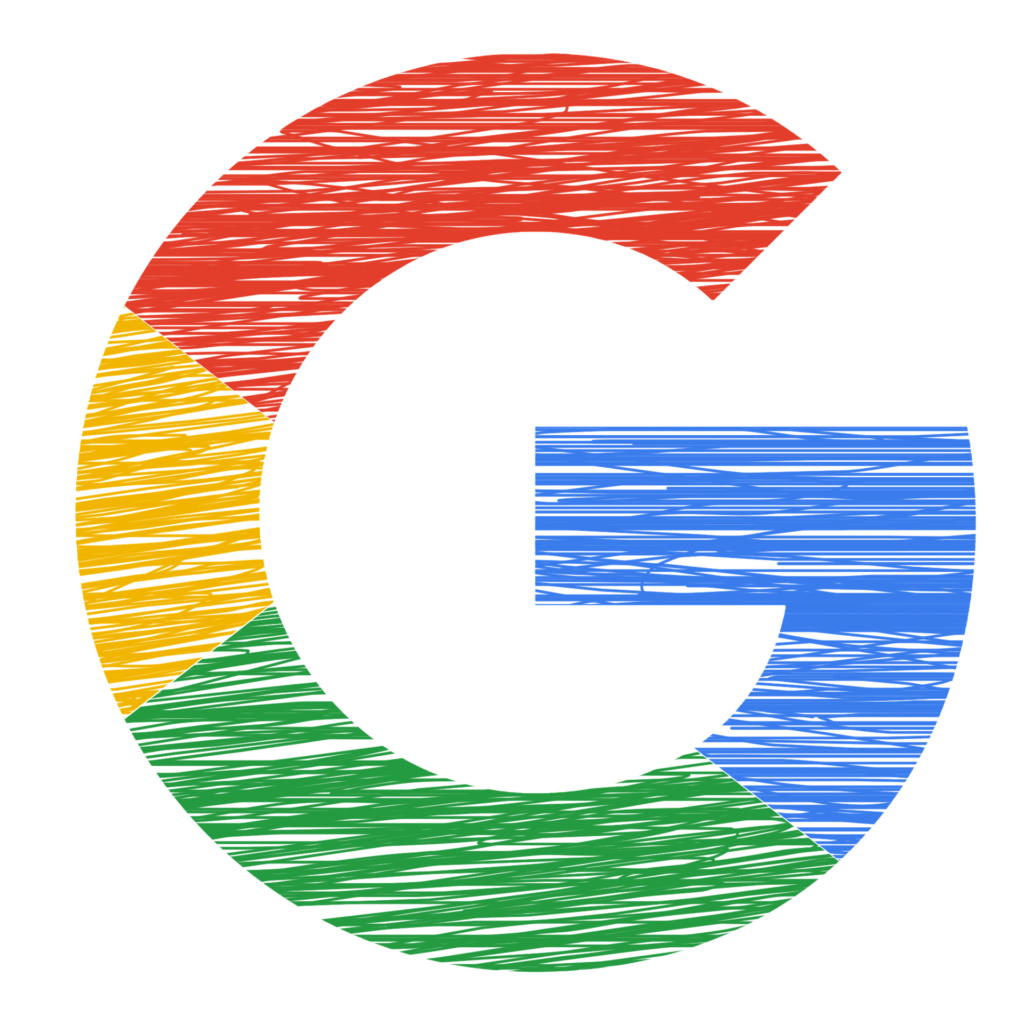 Logo google référencement SEO Mulhouse Alsace 68
