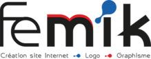 FEMIK - Création site Internet - Logo - Graphisme E-commerce à 68 Mulhouse, Wittelsheim, Pulversheim